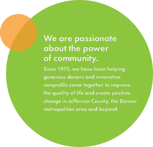 We are passionate about the power of community. Click here to read more about Community First Foundation and how we are Powering Community Together.